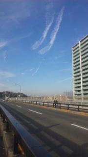 なんか変な雲