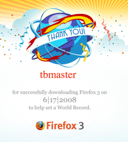 Firefox3certification