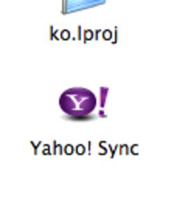 Yahoosync